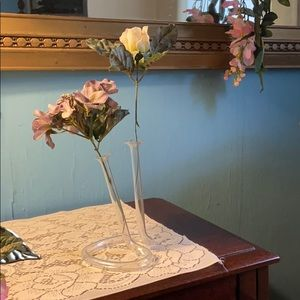 Accents - DOUBLE BUD VASE